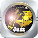 Radios de Jazz Buenas y Gratis icon