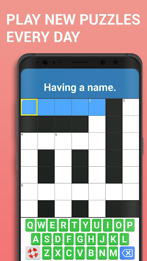 Crossword Puzzle Free Classic Word Game Offline screenshots 5