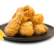 Snowing Cheese Fried Chicken
