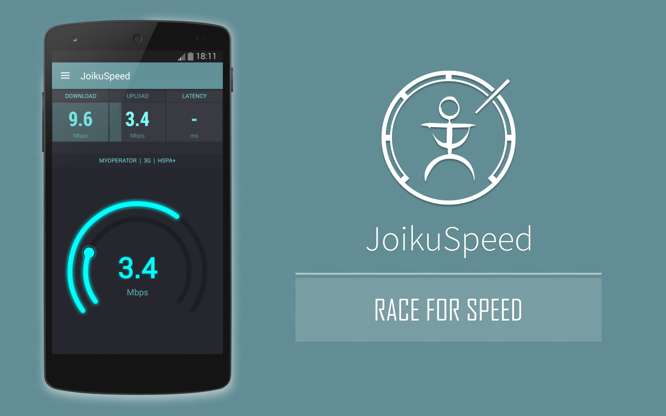 JoikuSpeed – 3G/4G Speeds - screenshot
