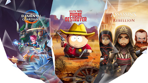 South Park: Phone Destroyer™ - Battle Card Game - Apps on