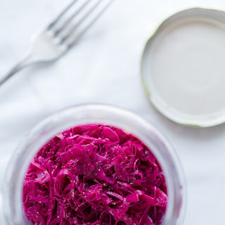 Garlic Pickled Cabbage Recipes