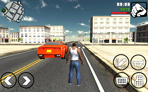 San Andreas City : Auto Theft Car gangster 1.4 Screenshots 1