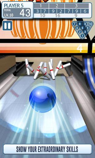 Télécharger 3D Bowling Free Game - Endless Bowling Paradise mod apk screenshots 2