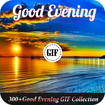 Good Evening GIF Wish