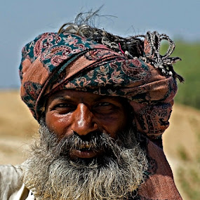 Old Age by Bob Khan - People Portraits of Men (  )