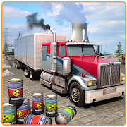Nuclear Waste - Offroad Truck Drive Simulator