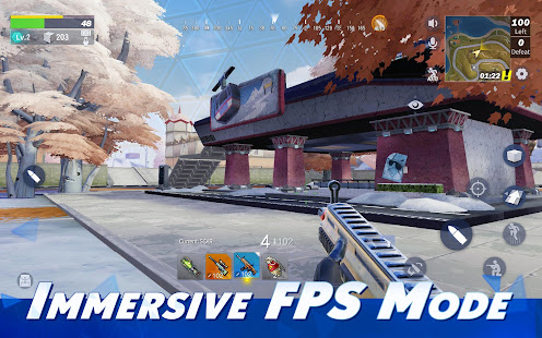 Game Creative Destruction Advance APK for Windows Phone