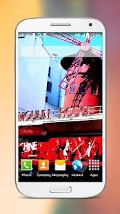 Paris City Lights Wallpapers screenshot