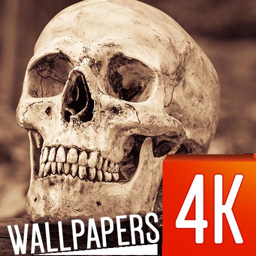 Download skull wallpapers 4k for pc - Skull 4k images ...