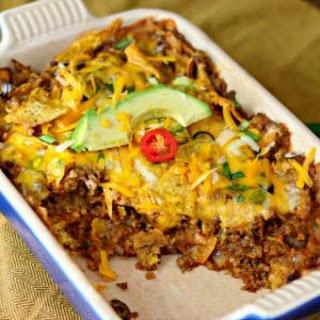 Taco Casserole Corn Tortillas Recipes.