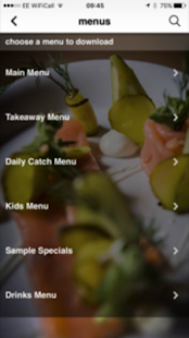 Catch Seafood Restaurants- screenshot thumbnail