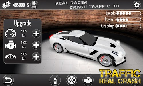 3D Real Racer Crash Traffic v1.1