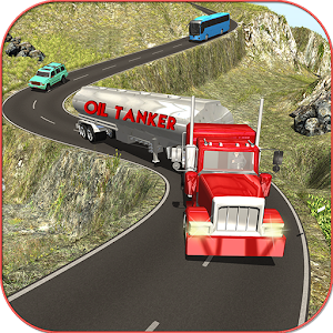 Offroad Oil Tanker Truck Cargo for PC and MAC