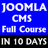 Learn Joomla Full Course - Joomla Book Joomla App
