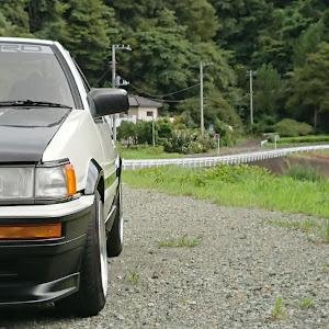 カローラレビン AE86 S62年 GT-APEXのカスタム事例画像 ae86kiwamiさんの2018年09月09日23:44の投稿