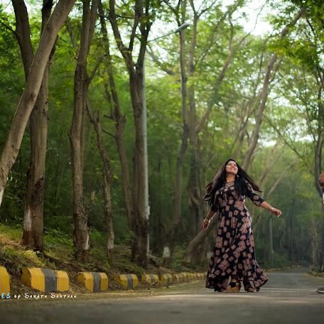 Wedding photographer Sarath Santhan (evokeframes). Photo of 28.02.2018