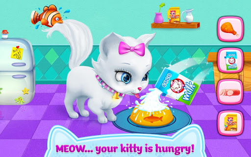 Kitty Love - My Fluffy Pet 1.1.1 screenshots 9