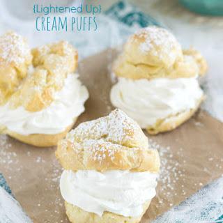 {Lightened Up} Cream Puffs