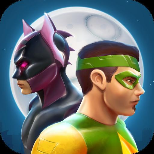 Superheroes Fighting 3D