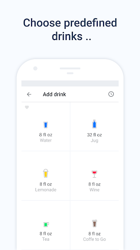 Hydro Coach - Water Drink Reminder & Water Tracker 4.0.58 screenshots 5