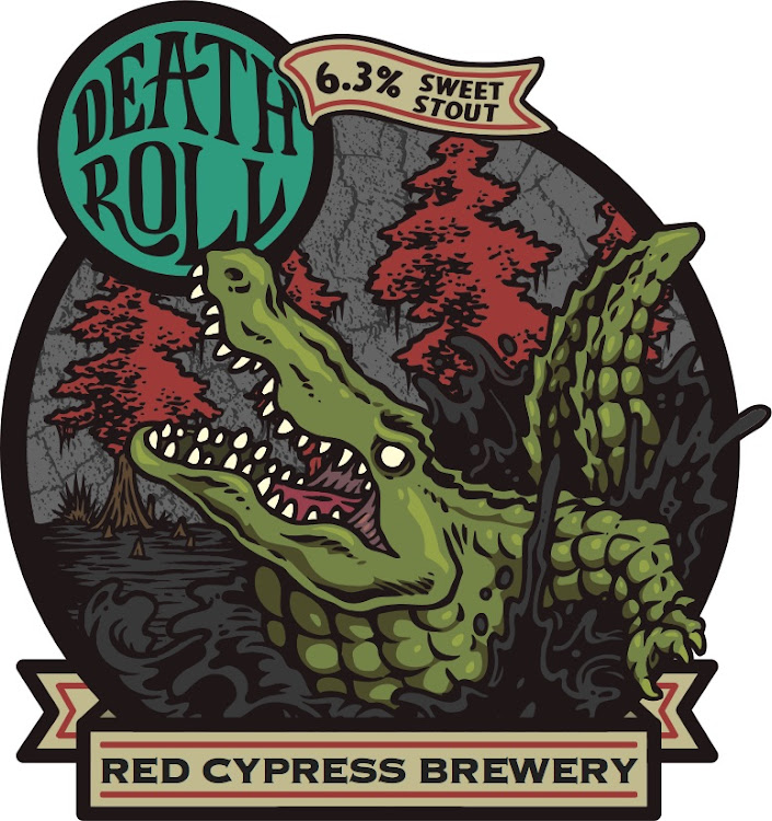 Logo of Red Cypress Death Roll