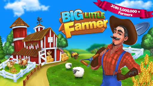 Little Big ferme apk mod screenshots 1