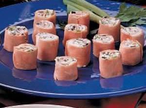 Ham Rollups Recipe
