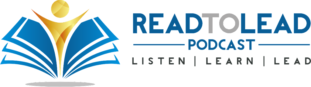 Read to Lead Podcast Logo