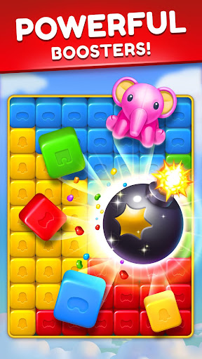 Toy Tap Fever - Cube Blast Puzzle apktreat screenshots 2