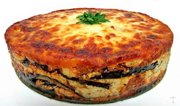 #wowtastic N0-noodle Eggplant Lasagna