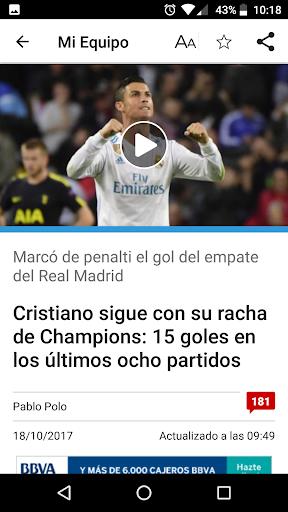 MARCA - Diario Lu00edder Deportivo 6.1.17 screenshots 3