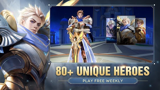 Mobile Legends Mod Apk  1.5.52 [Hack Map + Fully Unlocked] 5