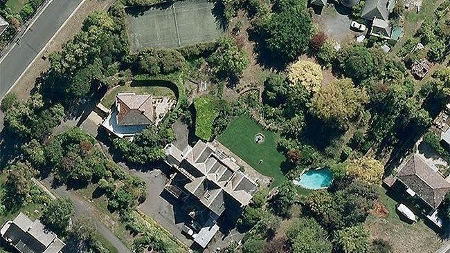 Waimea House, a trophy Hobart residence