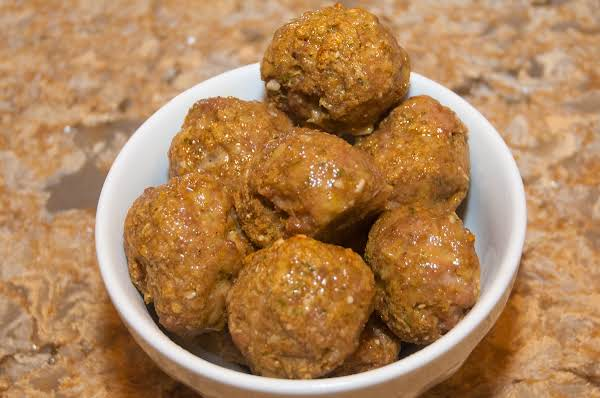 Poultry Essentials: Spicy Chicken Meatballs Recipe