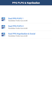 Download Soal PPG 2020 For PC Windows and Mac apk screenshot 7