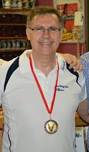 Photo: Senioren Einzel Herren – 3. Platz Harry Kocis