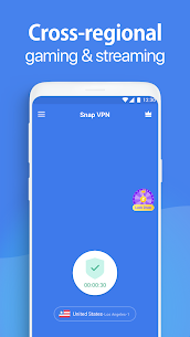 Snap VPN – Unlimited Free & Super Fast VPN Proxy 3