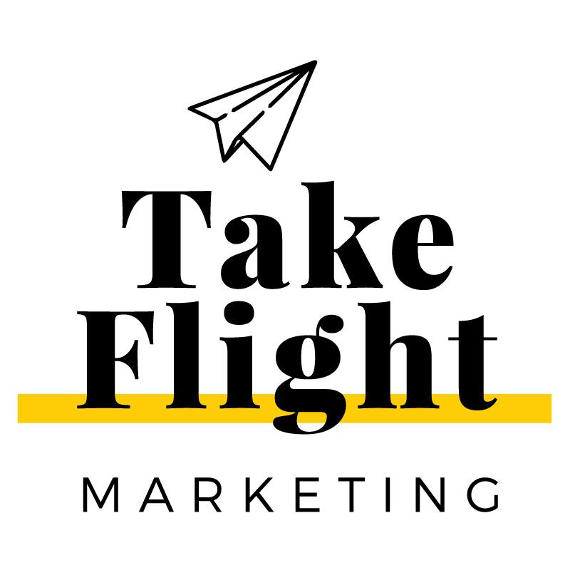 Take Flight Marketing's logo