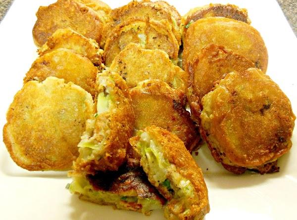 Colcannon Fritters Recipe