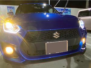スイフトスポーツ ZC33S 平成30年式のカスタム事例画像 青いスポーツカーのおっさんさんの2020年08月11日00:01の投稿