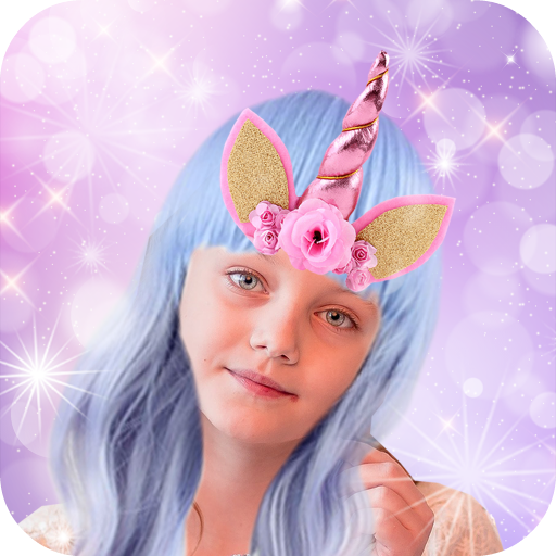 Unicorn Camera: Pony Photo Makeover & Wallpapers Icon