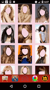 Girls Hair Cut Montage - náhled