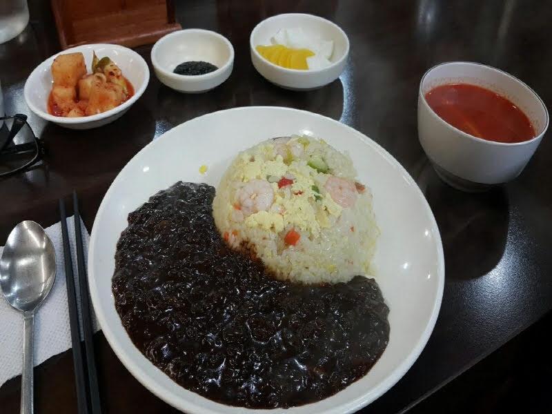 박주용 대표 맛집 탐방 을지로 지하 식당 '중화요리'