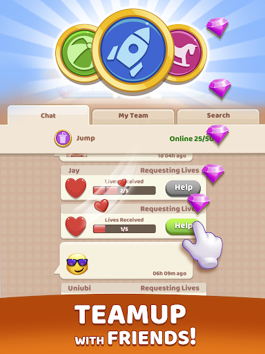 Fun Town: Build theme parks & play match 3 games screenshots 20