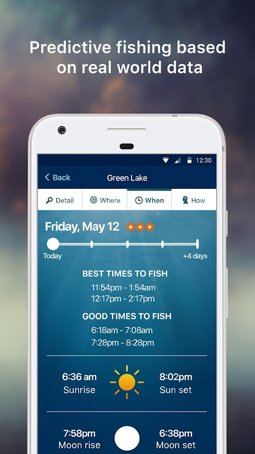 NetFish – Free Fishing App- screenshot