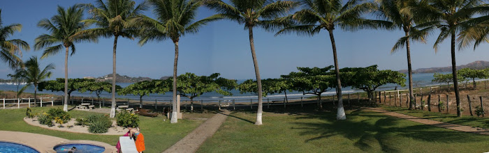 """Photo: View from the balcony of the """"Endless Beach Condo"""" - http://www.vrbo.com/145369"""