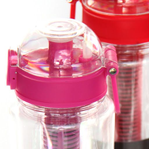 H2Wow Water Bottles for filtering your water