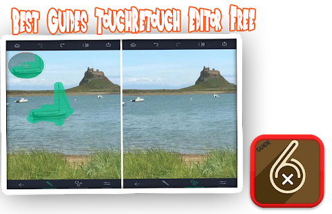 Guide TouchRetouch Editor Free 2017 - náhled