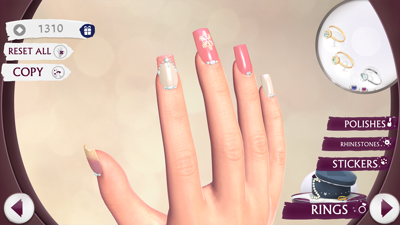 Nail art beauty salon game diy android apps on google play nail art beauty salon game diy screenshot prinsesfo Images